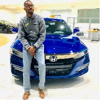 Hakeem Fuller at Dick Brooks Honda of Greer