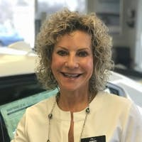 Mary Sweeney at Flemington Subaru