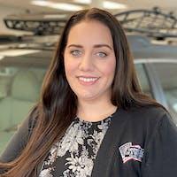 Trisha Malavasi at Flemington Subaru