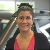 Jeannette  Macpherson at Flemington Subaru