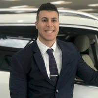 Anas Alqara at Mercedes Benz of New Orleans