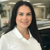 Kayla Wright at Mercedes Benz of New Orleans