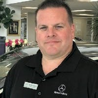 Bobby Regan at Mercedes Benz of New Orleans