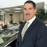 Clay  Moret  at Mercedes Benz of New Orleans