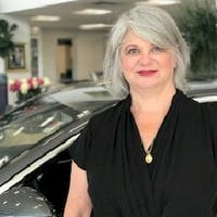 Jeanne Fitzgerald at Mercedes Benz of New Orleans