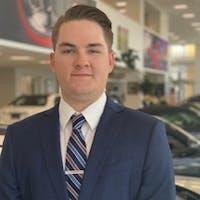Austin Kemper at Mercedes Benz of New Orleans