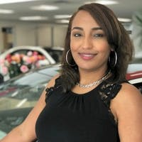 Jessica Johnson at Mercedes Benz of New Orleans