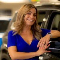 Niki Mastrandricos at South Shore Hyundai
