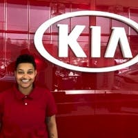 Brianna Cunningham at Turnersville Kia