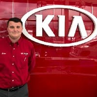 Brian Heino at Turnersville Kia