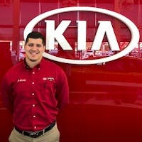 Anthony Kinsley at Turnersville Kia