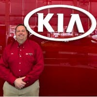 Ed Ochamanski at Turnersville Kia