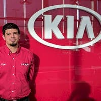 Dylan Calvelli at Turnersville Kia