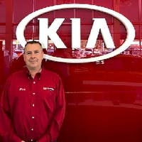 Mark Narciso at Turnersville Kia