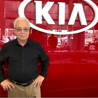 Jim Melfi at Turnersville Kia