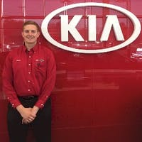 Joshua Kohler at Turnersville Kia