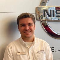 John  Spiller at Priority Nissan Newport News