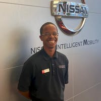 D'Shawn Creque at Priority Nissan Newport News