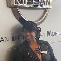 LaDonna Taliferro at Priority Nissan Newport News