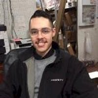 Carlos Negron-Cruz at Priority Nissan Newport News - Service Center