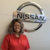 Laychelle Gilmore at Priority Nissan Newport News