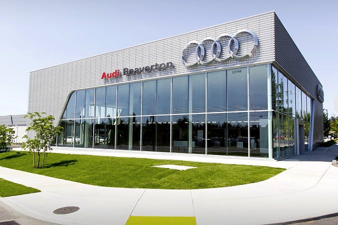 Audi Beaverton, Beaverton, OR, 97005