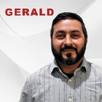 Ahsan Chaudhary at Gerald Hyundai