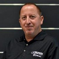 Dave Biagi at Crown Buick GMC - Service Center