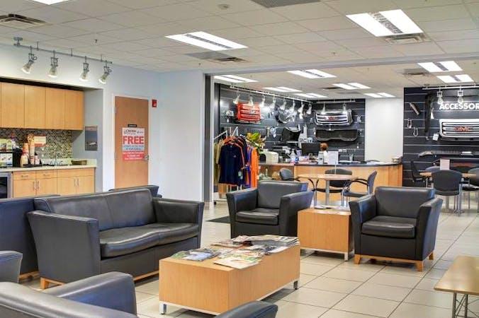 Crown Buick GMC, St Petersburg, FL, 33714