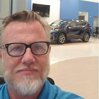 Tom Teel at Crown Honda