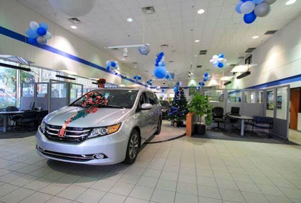 Crown Honda, Pinellas Park, FL, 33781