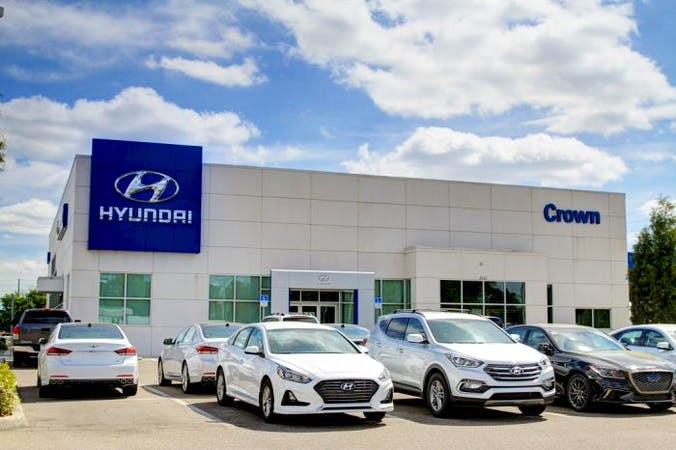 Crown Hyundai, St Petersburg, FL, 33714