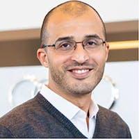 Wael Elshamy at Audi Cary