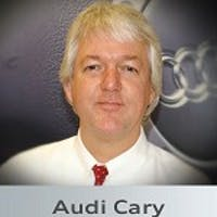 Wes Smith at Audi Cary