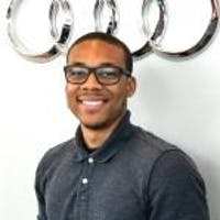 Ty Cupitt at Audi Cary