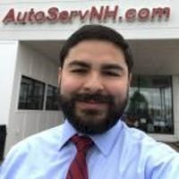 Javier Bolanos at AutoServ Of Tilton