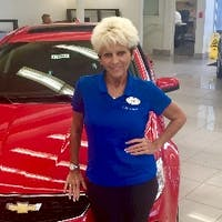 Kat McCurdy at Ferman Chevrolet - Tampa - Service Center