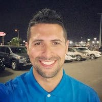 Jorge Ortiz Bournigal at Ferman Chevrolet - Tampa