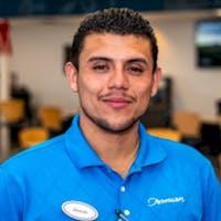 Jovan Sandoval at Ferman Chevrolet - Tampa