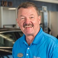 Dave Geiger at Ferman Chevrolet - Tampa