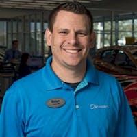 Brian Rabeau at Ferman Chevrolet - Tampa