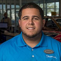 Manny Robles at Ferman Chevrolet - Tampa - Service Center