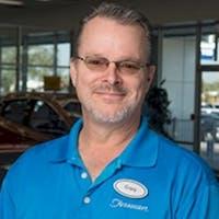 Gary Vogt at Ferman Chevrolet - Tampa