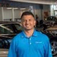 "Mazin ""MAZ"" Altuama at Ferman Chevrolet - Tampa"