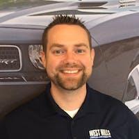 Bret Underwood at West Hills Chrysler Jeep Dodge