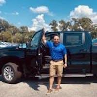 Darren Alvarez at Stingray Chevrolet