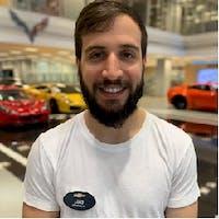 Luis  Tur at Stingray Chevrolet