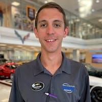 Brandon Brown at Stingray Chevrolet