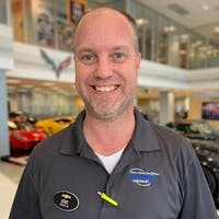 Eric Gerts at Stingray Chevrolet