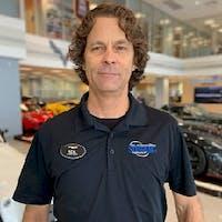 Neal  Myer at Stingray Chevrolet